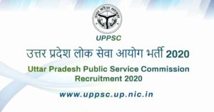 Uttar Pradesh Public Service Commission.